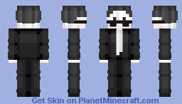 Shaded Haishe Minecraft Skin