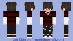 #1 [ M a l e ] Minecraft Skin
