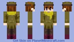 *-Snufkin-* rs Minecraft Skin