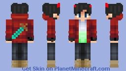 Dagox skin Minecraft Skin