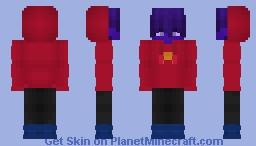 reshaded skin Minecraft Skin