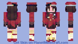 where you wanted / oc Minecraft Skin