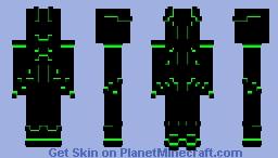 NE: neon [read desc] Minecraft Skin
