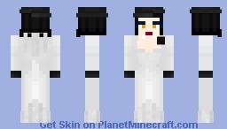 Lady Dimitrescu | Resident Evil Village Minecraft Skin
