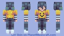 Smile~ Minecraft Skin