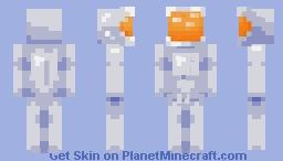 Wanderer of the Void Minecraft Skin