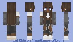 #3 [ F e m a l e ] Minecraft Skin