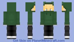 Frog bomb 2.0 Minecraft Skin