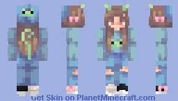 space invaders-rce Minecraft Skin