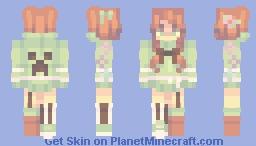 me gustas tu Minecraft Skin