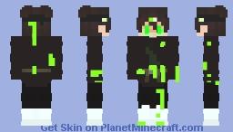 Ygsdawn meteor corrupt Minecraft Skin
