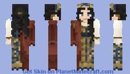 [LOTC] Ruskan Minecraft Skin