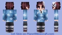 Tanjiro Kamado | Demon Slayer Minecraft Skin