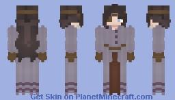 [X] An Adventurer's Coat Minecraft Skin
