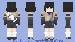 "✨ Kyrin ""Dove"" ✨ - OC Minecraft Skin"