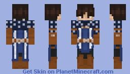 in war, victory Minecraft Skin