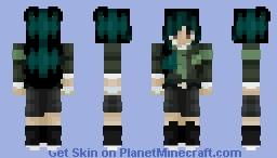 Noah | Harry Potter Oc | New Oc Minecraft Skin