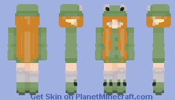 xutie Minecraft Skin