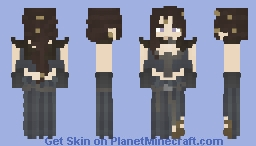 Prêt ou pas. . Minecraft Skin