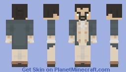 Alexander Hamilton (2015) Minecraft Skin