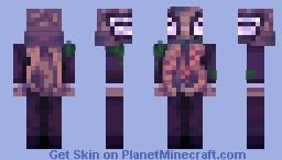 octopus Minecraft Skin