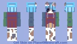 -Furry-Fury- Minecraft Skin