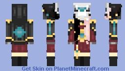 Sami Nether Minecraft Skin