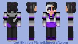 💜Aced no hearts💜 Minecraft Skin