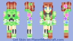 Lost Within -CE Minecraft Skin