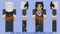 [LOTC] Victoria Kaphro Minecraft Skin