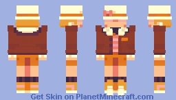 The Fashion Police Minecraft Skin