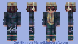 you've been looking for feelings of love Minecraft Skin