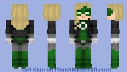 Black Canary (DCeased) | DC Comics Minecraft Skin
