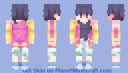 + Eiji Okumura + Minecraft Skin
