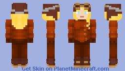 Cloud 9 | Marvel Comics Minecraft Skin