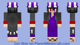 Axeza Minecraft Skin