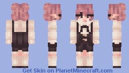 its my birthdyayyy Minecraft Skin