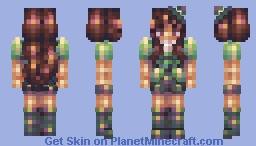 +. 木枯らし -- 【Kogarashi】.+ Minecraft Skin
