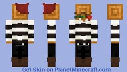 Francium | Element Fr Minecraft Skin