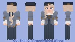 [LOTC] I'm blue dabadee Minecraft Skin