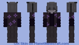 Devil Mask with a fun shirt Minecraft Skin