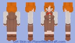 [X] Little Red Minecraft Skin