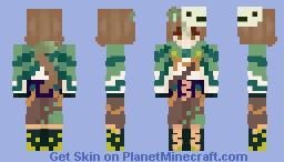 SLIM (remake) Catboy Dream! Minecraft Skin