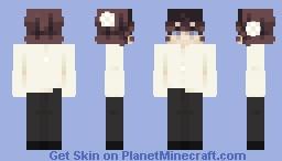fukushima becoming one :O Minecraft Skin