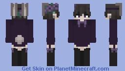 Xilica Minecraft Skin