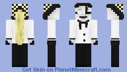 SKYND (True Crime Music) Minecraft Skin