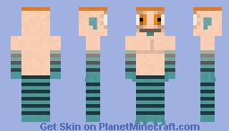 Wik & the Fable of Souls- Wik Minecraft Skin