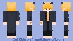 cream cow Minecraft Skin