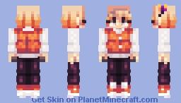 egirl egilr OMGOMMG - request Minecraft Skin