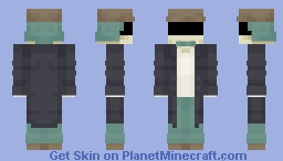Garcello // Friday Night Funkin Minecraft Skin